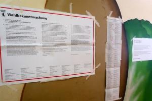 Выборы в Европарламент: в Германии принимают участие более 40 партий и политсил