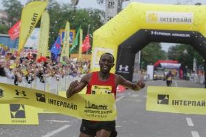 В Днепре пробежали 4th Interpipe Dnipro Half Marathon