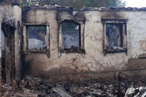СЦКК повідомляє про обстріл житлових будинків у Верхньоторецькому