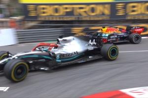 Формула-1: Гемілтон виграв Гран-прі Монако