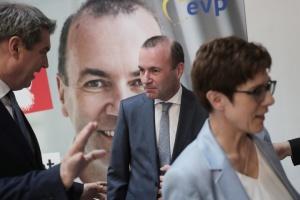 Німецькі консерватори заявили, що досягли своєї мети на виборах в Європарламент