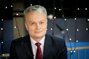 Новим президентом Литви стане екс-банкір Гітанас Науседа