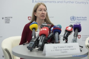 Супрун виступила на захист директора Державного експертного центру МОЗ