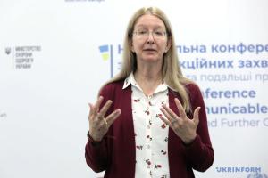 """Супрун: Совєцьку культуру """"уваги до медиків раз на рік"""" треба міняти"""