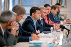 Zelensky dismisses chief of SBU Main Directorate in Crimea