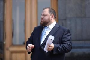 ステファンチューク議会内大統領代表、選挙法典が議会規範に違反して採択されたと指摘