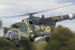 リウネ州にてウクライナ軍ヘリコプターが墜落、乗員4名死亡