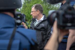 Volker: Habrá paz una vez las tropas rusas se vayan del Donbás