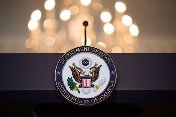 USA werden ihre Sicherheitspartnerschaft mit der Ukraine weiter stärken - US-Außenministerium