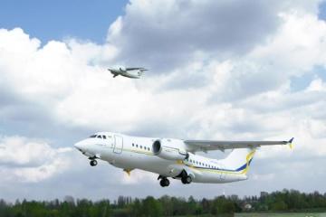 Antonov state enterprise modernizing AN-158 regional jet