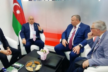 Ukraine to produce components for Azerbaijan's artillery ammunition
