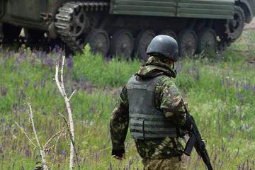 Un militaire ukrainien disparu dans le Donbass