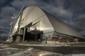 New Chornobyl 'sarcophagus' to be put into service in autumn