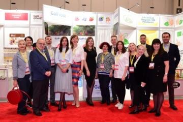 Eleven food companies represent Ukraine at exhibition in Toronto