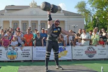 У Мелітополі пройде парний чемпіонат Європи з богатирського багатоборства