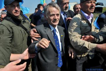 クリミア・タタール指導者のジェミレフ氏77歳誕生日 大統領府が祝辞
