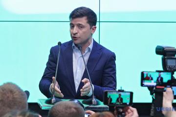 Zelensky a félicité les Ukrainiens pour la Journée de la Vyshyvanka