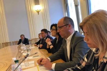 Parubiy: Parliament to start considering Electoral Code next week