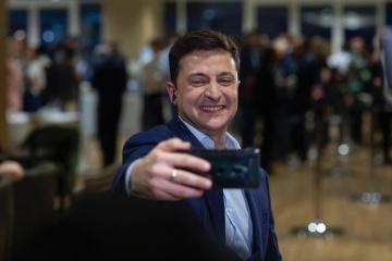 Zelensky, Dodon agree to hold meeting soon
