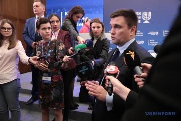 Pavlo Klimkine offrira sa démission à Volodymyr Zelensky, mais se dit prêt à coopérer
