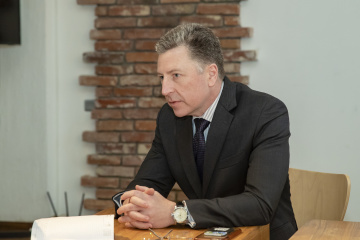 Volker: Kremlin uses Ukrainian sailors to influence parliamentary elections