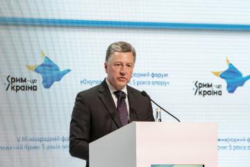 Volker: Ya es hora de que Rusia libere a los marineros ucranianos