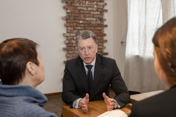 Volker hopes to further cooperation with Zelensky
