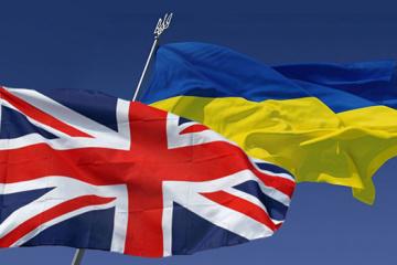 Representatives of Ukrainian Naval Forces meet with Royal Navy delegation