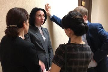 Olena Tanasevych es elegida presidenta del Tribunal Supremo Anticorrupción de Ucrania
