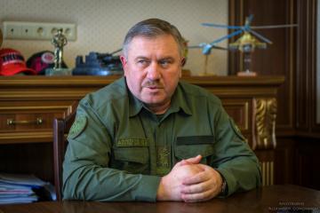 汚職対策局、アレロウ前国家警護隊司令官を拘束したと発表
