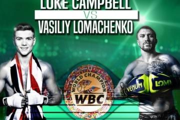 Lomachenko und Campbell werden um WBC-Titel kämpfen