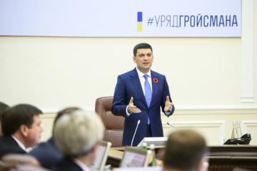 Groysman: El 43% de las exportaciones ucranianas se destinan a los países de la UE