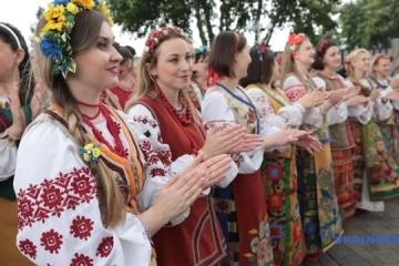 Na światową trasę koncertową wyruszył z Kijowa odnowiony chór Now Credo (ZDJĘCIE, WIDEO)