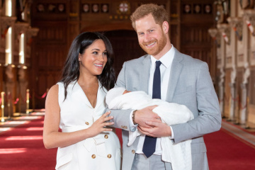 Принц Гарри заявил, что планирует иметь не больше двух детей - ради планеты