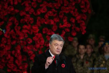 Präsident: Zweiter Weltkrieg hat fast 10 Millionen Ukrainern das Leben genommen