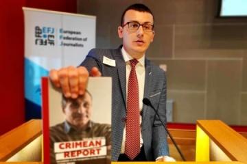 La FEP adopta la Declaración en apoyo de los periodistas ucranianos perseguidos por Rusia