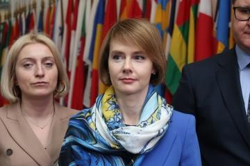 ゼレンシキー大統領、ゼルカーリ外務次官の大統領府副長官任命を取り消し