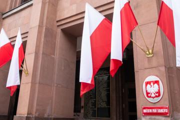 Polska oczekuje, że Zełenski zniesie moratorium na ekshumacje na Ukrainie