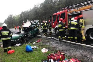 Im Norden Polens Ukrainer bei einem Unfall ums Leben gekommen