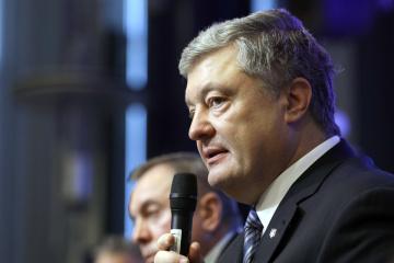 Bloomberg: Poroschenko verlor Milliardär-Status nach seiner Wahl 2014