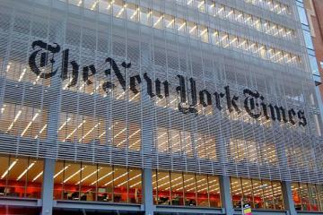 米ニューヨークタイムズ紙、ウクライナ首都の英語表記をKyivへ変更