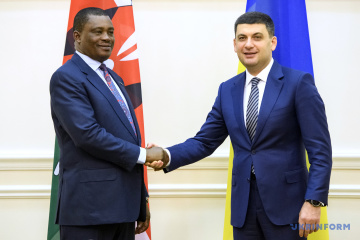 Kenya ready to become gateway to Eastern and Southern Africa for Ukraine