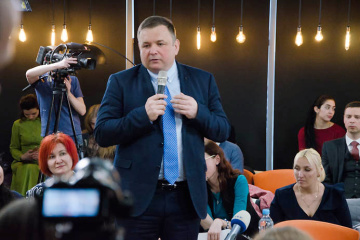 Shevchuk to challenge his dismissal as chairman of Constitutional Court
