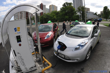 Ukrainians purchase over 7,500 electric vehicles in 2019