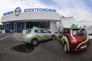 Ukrainian electric vehicle market shrinks by 20% in February - Ukrautoprom