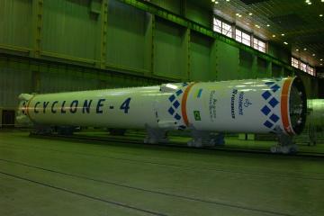 Nutzlastverkleidung von Rakete Cyclone – 4 erfolgreich getestet