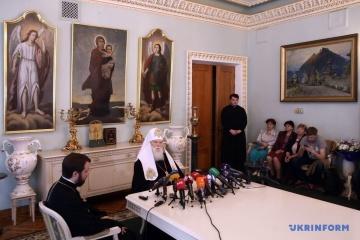 Filaret chce przywrócenia Patriarchatu Kijowskiego