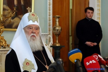 """""""Nur Lüge"""": Patriarchat von Konstantinopel reagiert auf Äußerungen von Filaret"""
