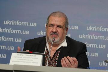 Чубаров призывает украинцев проявить солидарность в День крымскотатарского флага