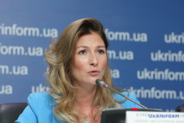 Dzhaparova becomes chairperson of National Commission for UNESCO